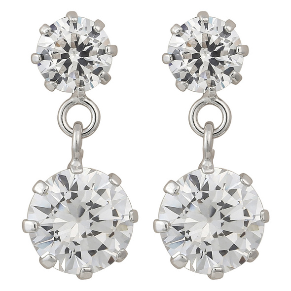 Ohrstecker - Cute Crystal