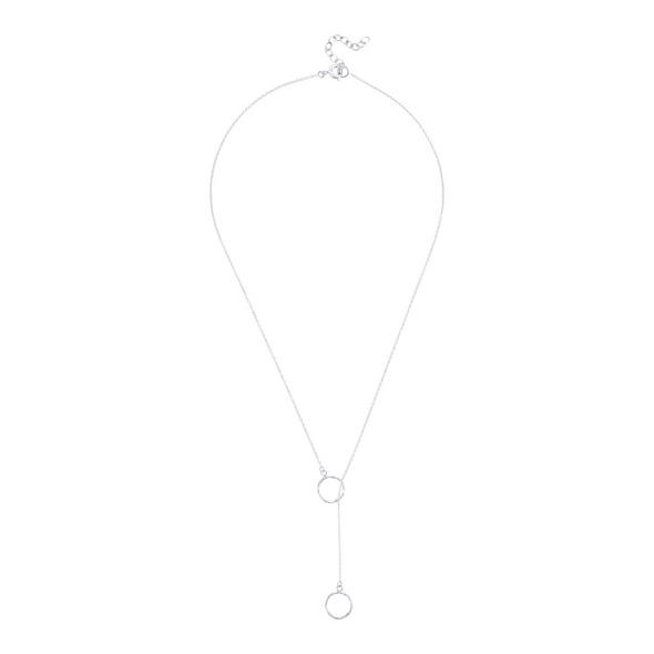 Kette - Silver Loops
