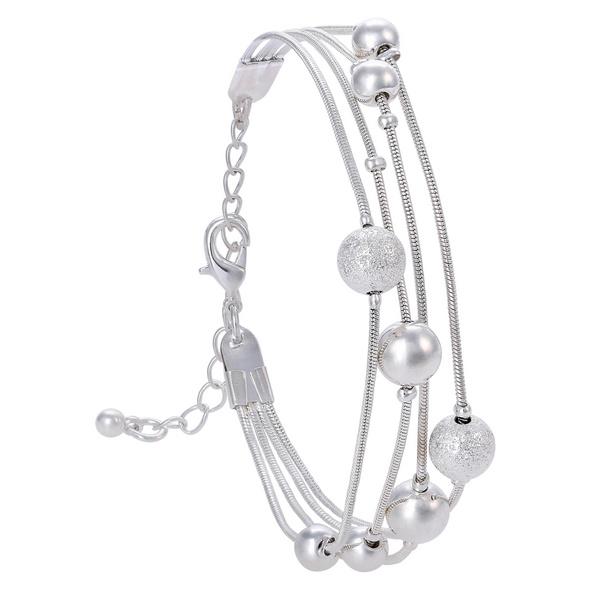Armband - Amazing Silver
