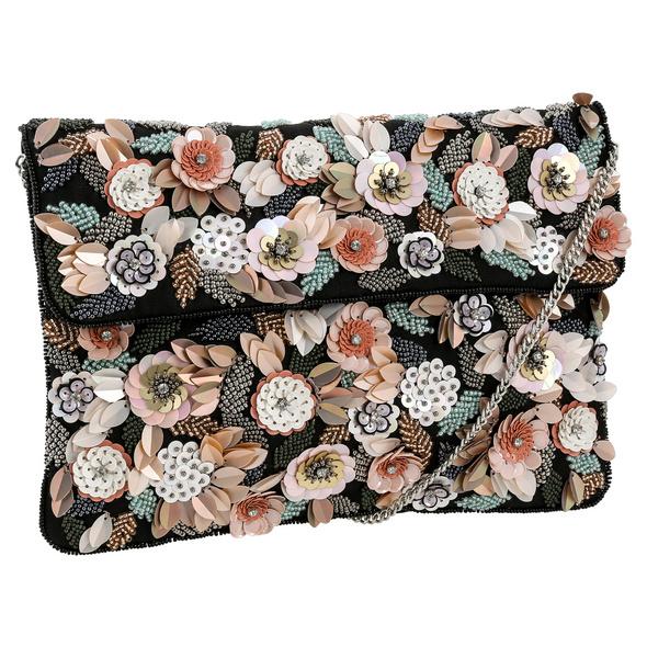 Handtasche - Nude Flower