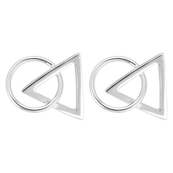Ohrstecker - Geo Mix