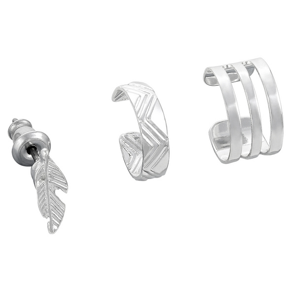 Earcuffs - Ethnic Feather