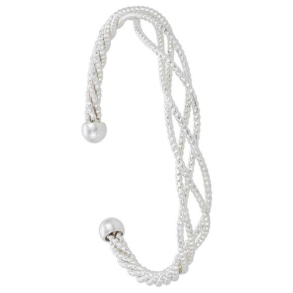 Armreif - Silver Cord