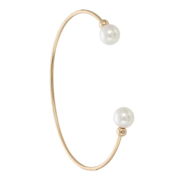 Armreif - Simple Pearl
