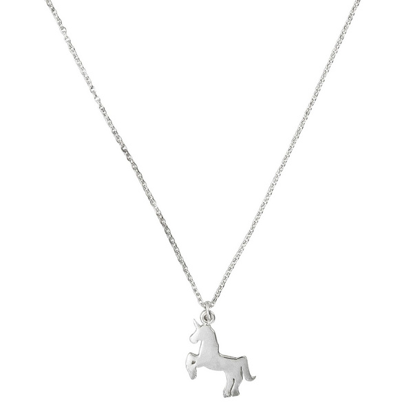 Kette - Silver Unicorn
