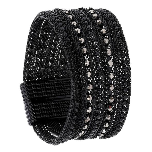 Armband - Black Glamour
