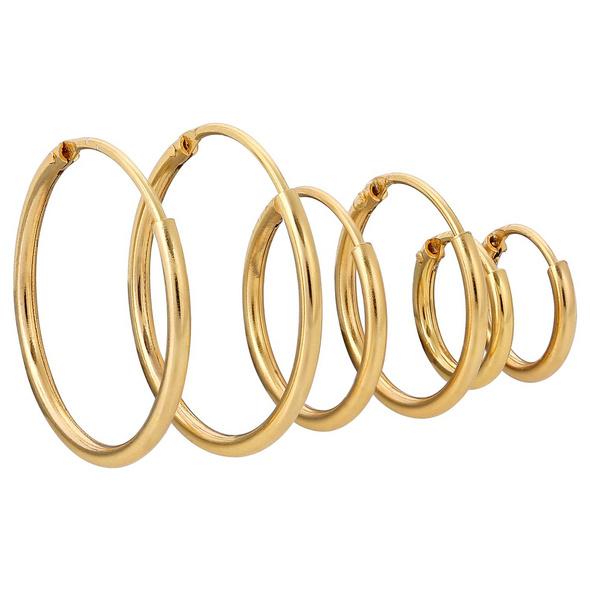 Creolen - Set of Gold