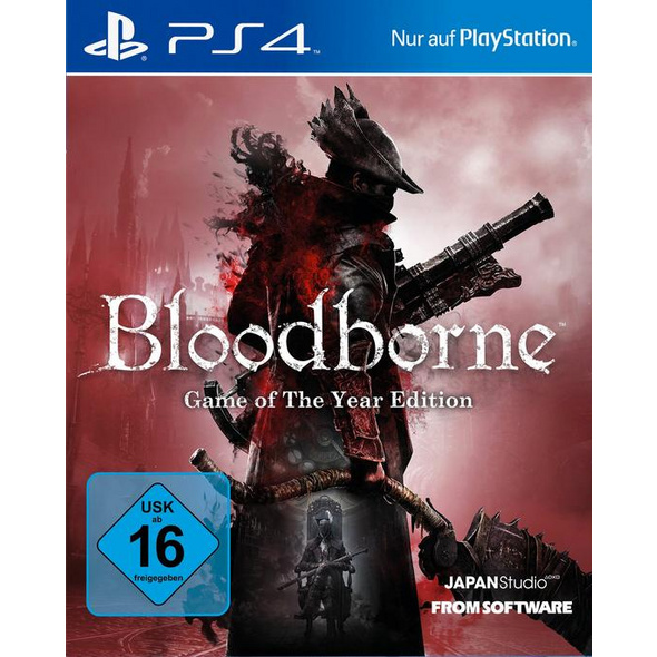 Bloodborne - Game of the  Year-Edition