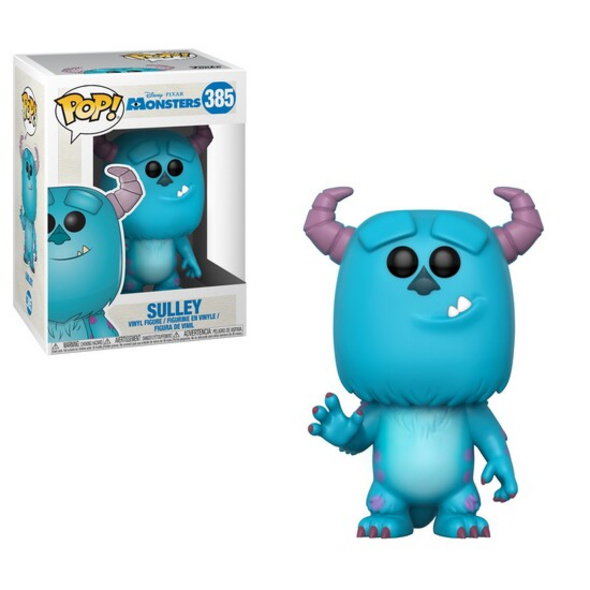 Die Monster AG - POP! VInyl-Figur James P. Sullivan