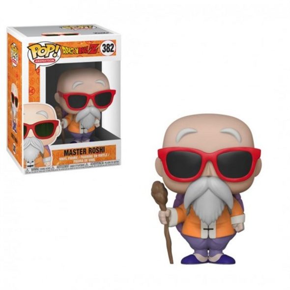 Dragon Ball Z - POP!-Vinyl Figur Muten-Roshi