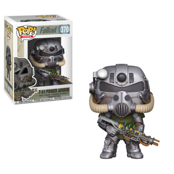 Fallout 4 - POP! Vinyl Figur T-51 Power Rüstung