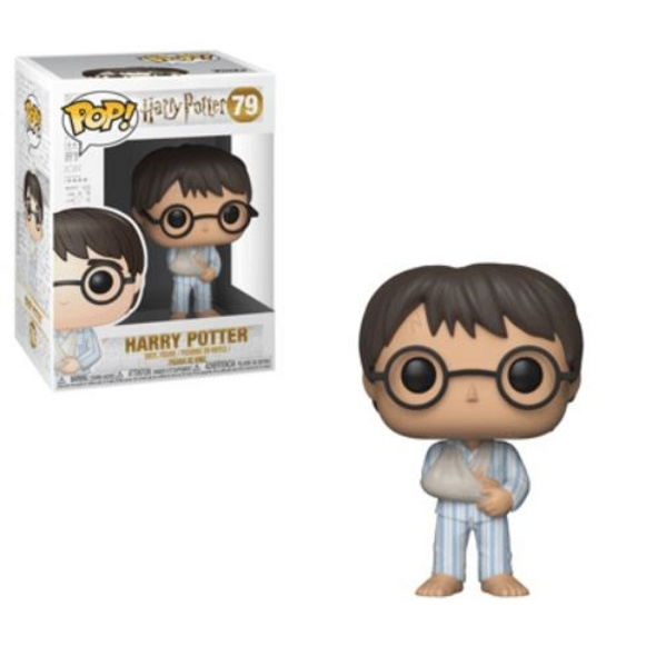 Harry Potter - POP!-Vinyl Figur Harry Potter im Schlafanzug