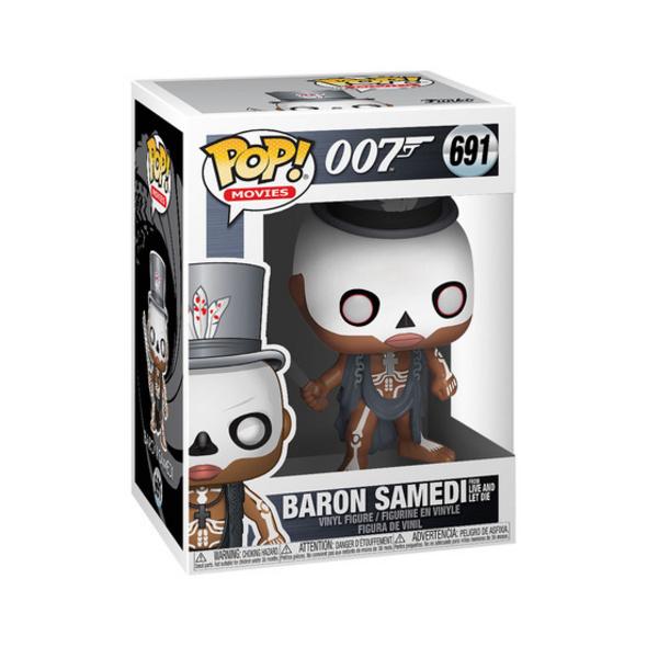 James Bond - POP!- Vinyl Figur Baron Samedi