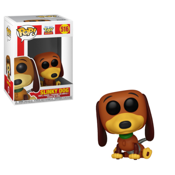 Toy Story - POP!-Vinyl FIgur Slinky Dog