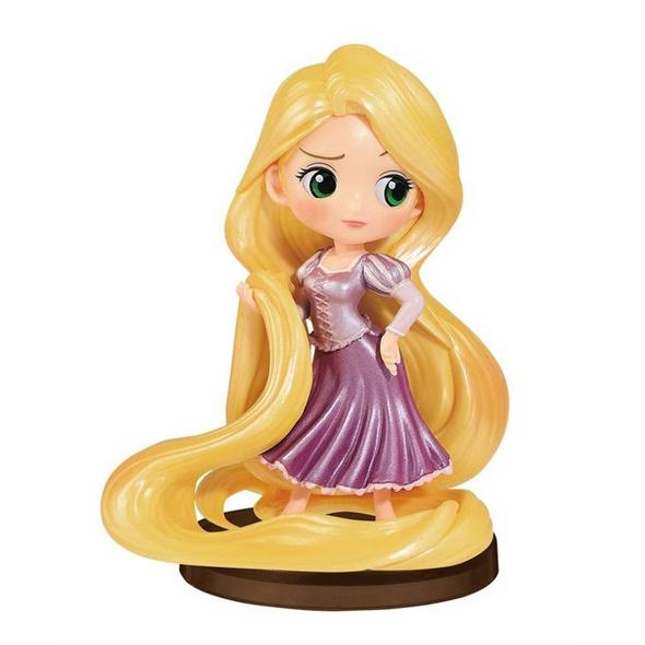 Disney - Figur Q Posket Rapunzel Petit