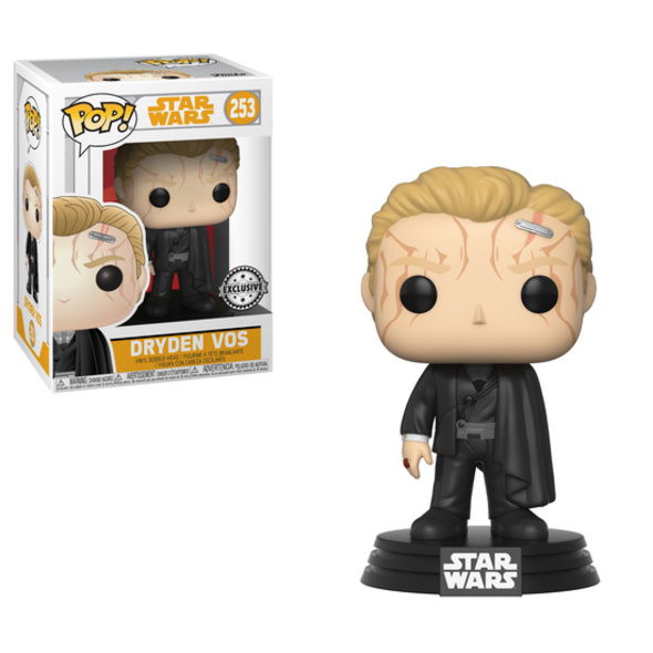Star Wars - POP! Vinyl-Figur Dryden Vos