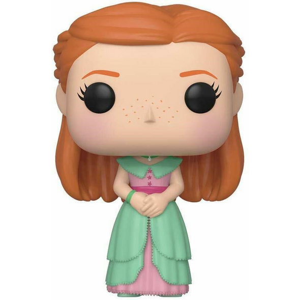 Harry Potter - POP!-Vinyl Figur Weihnachtsball Ginny Weasley