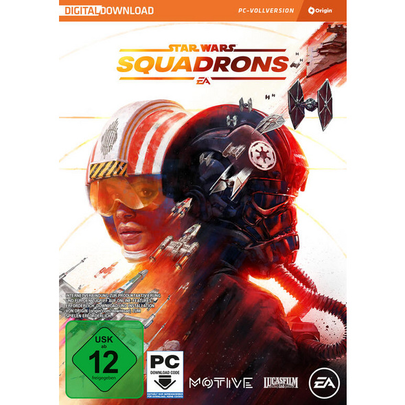 Star Wars: Squadrons (Code in a Box)