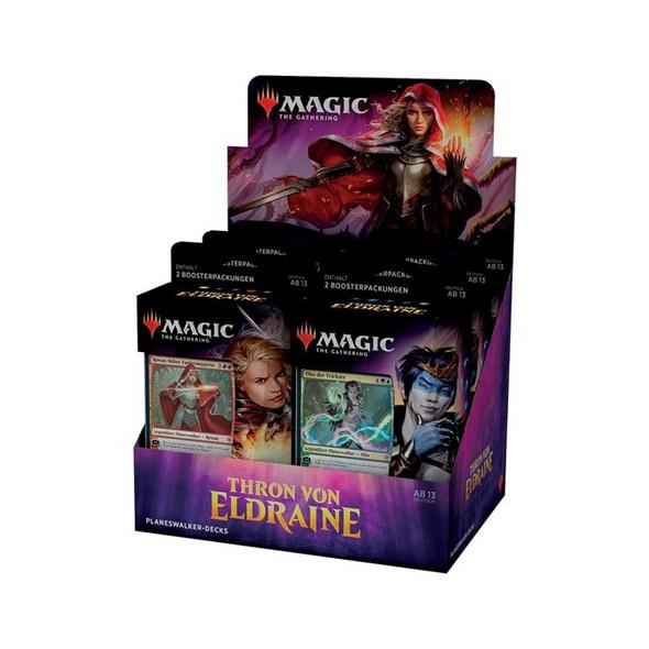 Magic the Gathering: Thron von Eldraine Planeswalker Decks deutsch (Zufällige Auswahl)