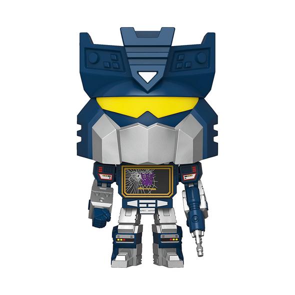 Transformers - POP!-Vinyl Figur Soundwave