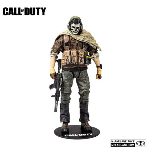 Call of Duty - Ghost Action Figure