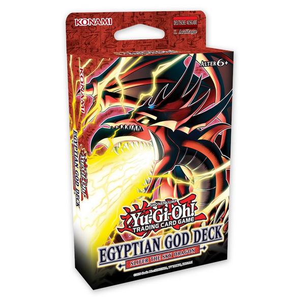 Yu-Gi-Oh! Trading Card Game: ägyptische Gottheit Structure Deck Slifer der Himmelsdrache
