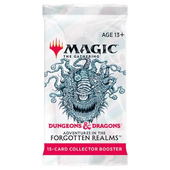 Magic the Gathering: Dungeons & Dragons - Abenteuer in den Forgotten Realms Sammler Booster-Pack