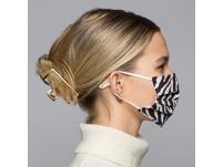 Mundbedeckung - Lovely Zebra