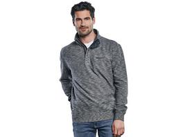 Sportives Sweatshirt in Strukturware
