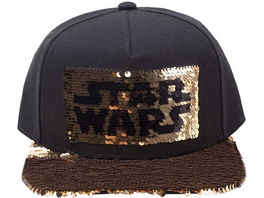 Star Wars - Snapback Logo Sequins