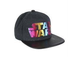 Star Wars - Snapback Galaxy Logo