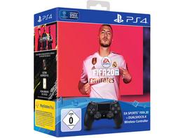 FIFA 20 + Dualshock 4 Wireless Controller