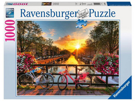 Ravensburger Fahrräder in Amsterdam,Puzzle